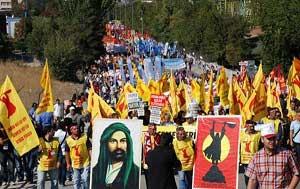 عید نوروز در میان علویان ترکیه