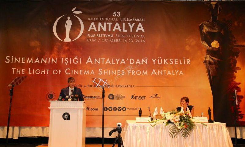 خروس با بطری پنجاه و سومین جشنواره بینالمللی فیلم آنتالیا | خات نیوز