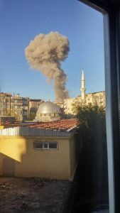 انفجار دیاربکر ترکیه را لرزاند