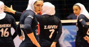 ورود 2 بانوی والیبالیست ترکیه به لیگ ایران
