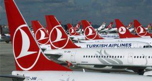 خرید بلیت هواپیمایی ترکیش با کارتهای شتاب