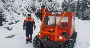 ادامه عملیات جستجوی شهروند ایرانی در ترکیه