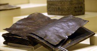 انجیل قدیمی به موزه آنکارا منتقل شد