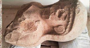 کشف مجسمه 3000 ساله زن در ترکیه