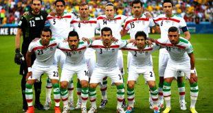 ورود کاروان تیم ملی فوتبال ایران به استانبول