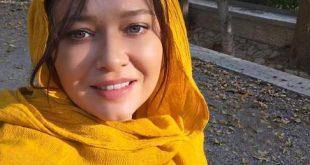 سلفی گرفتن نورگلدر اصفهان