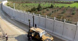 دیوار مرزی ترکیه با ایران تکمیل شده است
