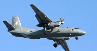 هواپیمایی نظامی در اسپارتاترکیه سقوط کرد