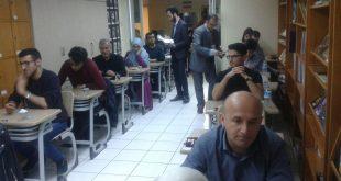 مرحله پنجمین دوره المپیاد زبان فارسی در ترکیه برگزار شد