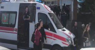 4 کشته درپی تیراندازی در دانشگاه اسکیشهر ترکیه
