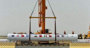 راهاندازی پروژه خط گازی آذربایجان به ترکیه