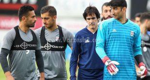شماره یک تیم ایران در استانبول