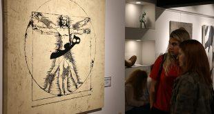 آثار هنرمندان ایران و ترکیه به نمایش در آمد