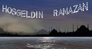 ماه مبارک رمضان به تمامی ایرانیان مقیم ترکیه مبارک باد