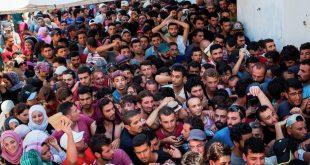 غرق شدن کشتی مهاجران در سواحل ترکیه