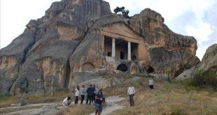 منطقه باستانی فریگیه در غرب ترکیه