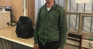 حمل قاچاقی یک پسر جوان از ترکیه