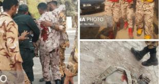 مهاجمان حمله به رژه اهواز گریختند