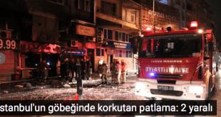 انفجار در استانبول