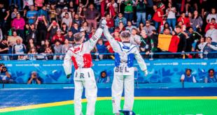 آنتالیا میزبان قهرمانی مسابقات پاراتکواندو جهان