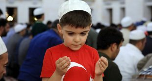 برنامه های میلاد پیامبر اکرم (ص) در ترکیه