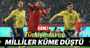 رقابت های لیگ اروپا ترکیه صفر سوئد یک