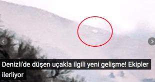 یک فروند هواپیما در استان دنیزلی ترکیه سقوط کرد