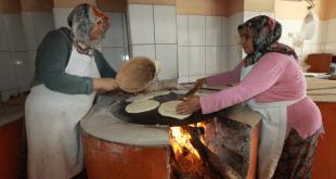 طرز تهیه بازلاما نان ویژه صبحانه مردم ترکیه