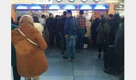 سرگردانی مسافر پرواز تهران به استانبول