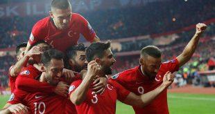 ترکیه با حساب دو بر صفر فرانسه راشکستداد