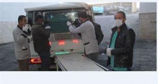 کشف 6 جسد در مرز ترکیه و ایران