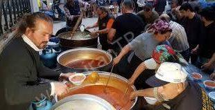 تصاویری از خیابان های ترکیه در ماه رمضان
