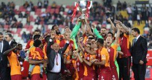 گالاتاسرای به عنوان قهرمانی سوپرلیگ ترکیه دست یافت