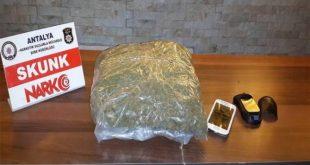 یک ایرانی به دلیل حمل مواد مخدر در فرودگاه آنتالیا دستگیر شد