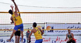 حذف والیبالیست های ایراناز تور جهانی ترکیه