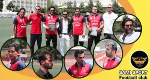 سامی اسپورت آنتالیا اولین باشگاه ایرانی در ترکیه