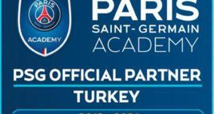 ثبت نام در آکادمی فوتبال پاریس سن ژرمن ترکیه