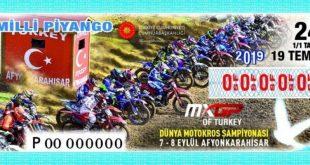 مسابقات قهرمانی جهانی موتور کروز در ترکیه
