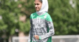 دختر فوتبالیست ایرانی راهی فوتبال ترکیه شد