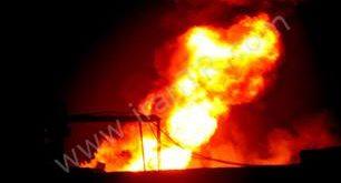 انفجار در پایگاه نظامی ترکیه