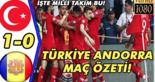 تیم ملی ترکیه 1 اندرا 0