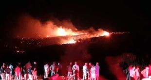 انفجار زاغه مهمات قبرس ترکیه