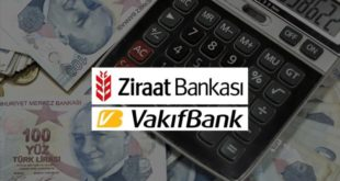 کاهش نرخ بهره در بانک های دولتی ترکیه