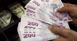لیر ترکیه امروز در بازار ارز گران شد