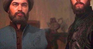 پارسا پیروزفر و بوران کوزوم در فیلم مست عشق