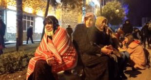 زلزله دیگر در ترکیه با قدرت 5.1 ریشتر