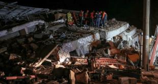 تلفات زلزله ترکیه افزایش یافت