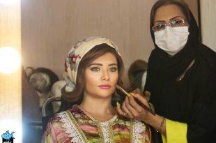 آسیا تاشکین بازیگر ترکیه ای در فیلم ایرانی