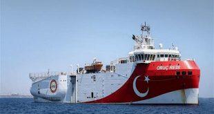 ترکیهکشتی دوم تحقیقاتی اعزام میکند