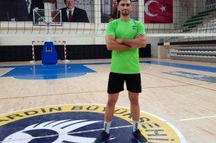اولین لژیونر والیبال بوشهر به لیگ ترکیه پیوست